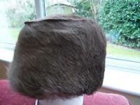 Reindeer Fur Hat