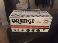 ORANGE TINY TERROR GUITAR HEAD AMP - DISCONTINUED