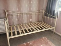 Single day bed frame only