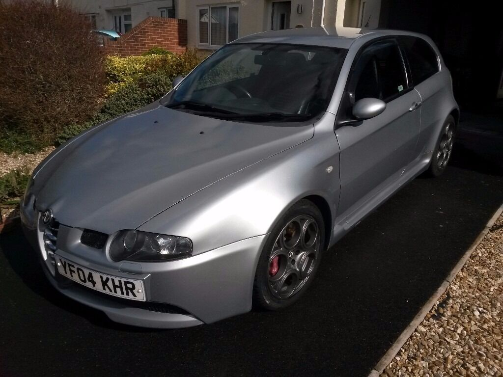alfa romeo 147 gta 3 2 v6 in honiton devon gumtree. Black Bedroom Furniture Sets. Home Design Ideas