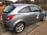Automatic Vauxhall Corsa