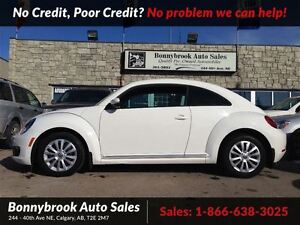 2012 Volkswagen Beetle Comfortline heated seats very low kms