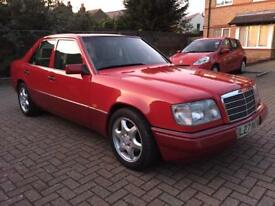 Mercedes Benz E220 Auto 1 owner F/h
