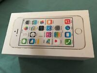 iPhone 5s perfect working order slight damage
