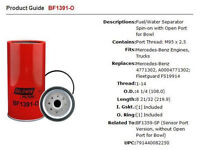 HGV COMMERCIAL FILTERS £110.00