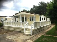 LUXURY LODGE FOR SALE IN SKEGNESS, LINCOLNSHIRE, 5* PET FRIENDLY SEASIDE PARK ON THE EAST COAST