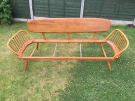 SOLD SSTC Stunning antique ercol daybed