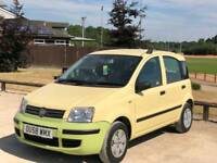 FIAT PANDA 1.2L ONLY 18000 MILES 2008 5DOOR 11 SERVICES FROM FIAT HPI CLEAR EXCELLENT CONDITION