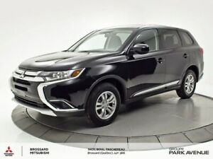 2018 Mitsubishi Outlander ES AWC*Apple car Play*Mags*Cruise