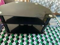 Brand new black tv stand only £25 I need specs
