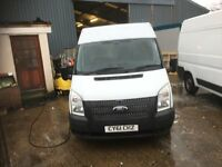 ford transit mwb fridge van.61 reg.6 speed manual.CHOICE OF 10 VANS.1 owner from new.elec windows