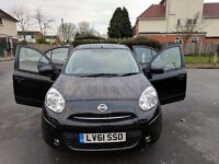 Nissan Micra Automatic 2012 low mileage for sale