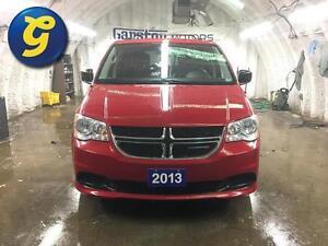 2013 Dodge Grand Caravan SXT*DUAL ROW STOW N GO*REAR CLIMATE CON Kitchener / Waterloo Kitchener Area image 5