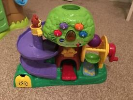 Musical baby toy- apple tree
