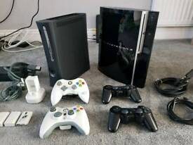 PlayStation 3 PS3 - FREE Xbox 360 Elite - Mint Condition