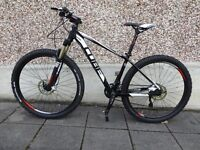 """Cube Attention MTB 27.5"""" wheels, 16"""" frame, 30 speed, excellent condition"""