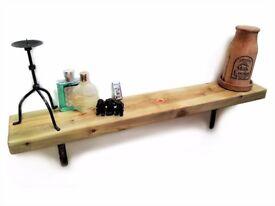 Pallet furniture Handmade wall shelf - DIY project