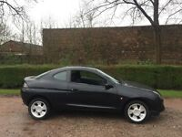 Ford puma 1.4 Zetec black power steering mot September 2017 no advisories history 45+ mpg