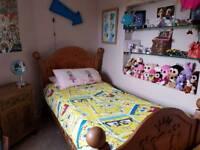 Children's Princess Bed