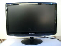 "Samsung 20"" Widescreen PC Monitor; VGC"