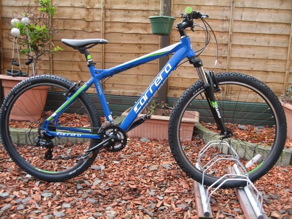 CARRERA VALOUR 2018 is in very good condition , 27 5'' wheels , 18'' frame  | in Cheshunt, Hertfordshire | Gumtree