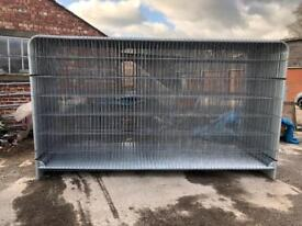 🌞 New Heras Temporary Security Fence Panels