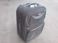 2 CABIN SIZE WHEELED SUITCASES