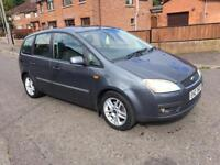 "2003 FORD C-MAX ZETEC 1.8L ""JUST PASSED "" 5-DOOR HATCHBACK TRADE IN WELCOME £525 ono"