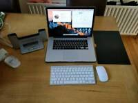 "Macbook pro retina 15.4"" mid 2012 i7 16gb 500ssd"