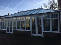 Orangery Conservatory - very large, spacious - add value to your home!