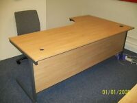 """ Large Office Desks"