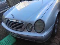 Mercedes Benz CLK 230 Kompressor - Covertible (Final Edition)