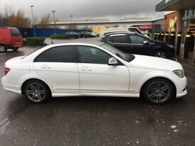 Mercedes C280 sport and extras