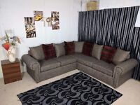 **ON SPECIAL OFFER** BRAND NEW WARM AND COSY RIO CORNER SOFA OR (3+2)