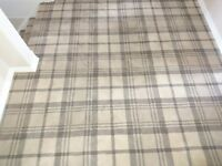 Carpet 3.75M X 3.09M brand new never used, left over from stairs&hall.