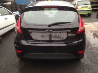 BREAKING - FORD FIESTA 2008-2016 - TAILGATE - ALL PARTS AVAILABLE