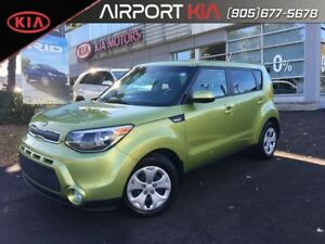 2014 Kia Soul LX/AUTO/AIR/POWER GROUP/AUX & USB