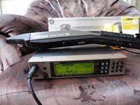Rare Wind Synthesis gear Yamaha WX11 with Yamaha VL70m module