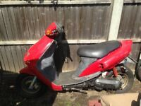 Sym 50cc Red Devil ( spares or repairs )