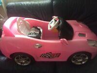 Girls Electric Car