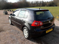 I have for sale VW GOLF 5 1.4 TSI 2008 Black Petrol 5 doors 13 Months MOT in very good condition!!!