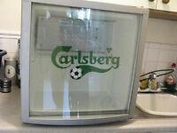 Carlsberg drinks chiller