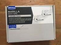 Wickes Marilla Bath Taps