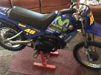 Pw 80 Yamaha