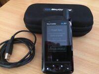 GOLF- SKYCADDIE GPS, MODEL SGXW ,