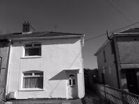 3 bed Semi detached in Pencoed GCH, uPVC DG, CWI, off road parking, large garden with concrete shed