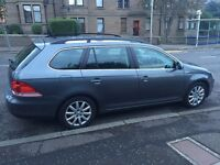Ideal spacious Family Car : Volkswagen GOLF Estate in emaculate condition