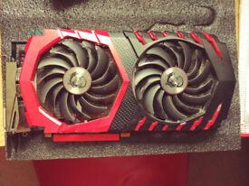 MSI Radeon RX 480 8GB - gaming X graphics card..
