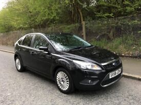Ford Focus Titanium -- 2009 -- Full Service History -- New Clutch And Flywheel - Cruise Control