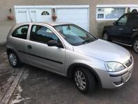 Vauxhall Corsa 1.0 life 2005 very low mileage